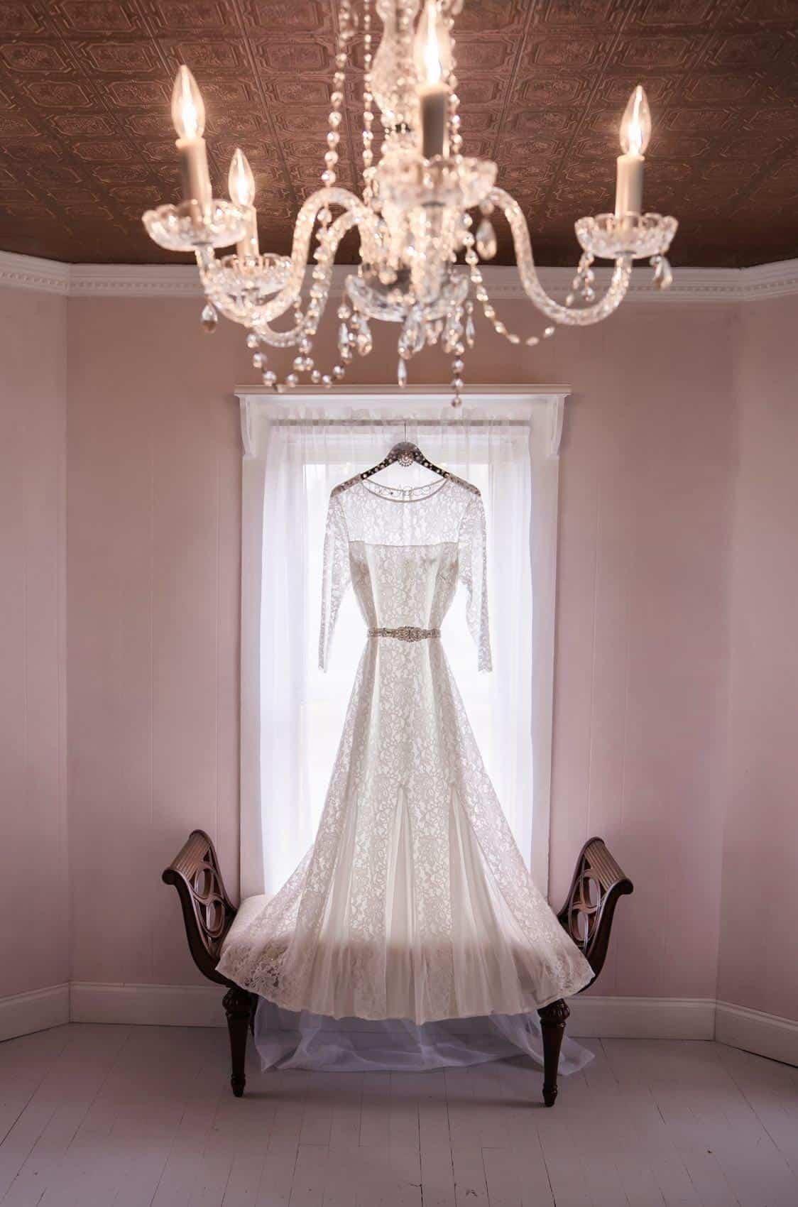 Lacey Dress in Window